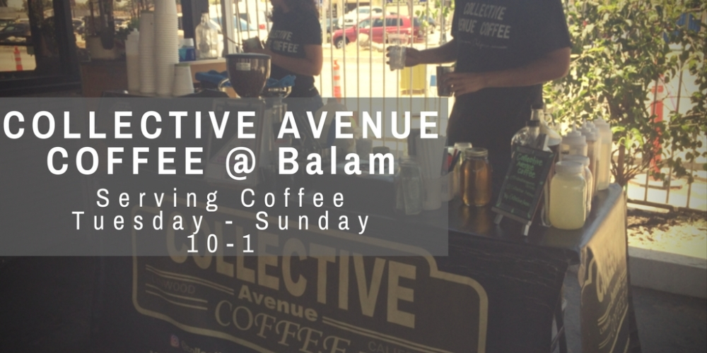 Coffee at BALAM